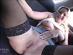 Porn Hub - Ashlynn heads out to town with her MONSTER Vibrator