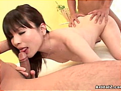 Lovely Japanese babe b... from PornHub