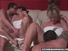 party, groupsex, small-tits, handjob,