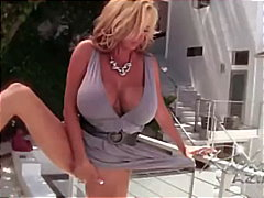 Big Breasted Rachel Aziani Tries to S...
