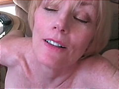 Wicked Melanie enjoys ...