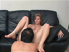 couple, blowjob, amateur, brunette,