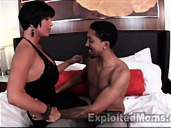 Cougar with Big Tits S... video