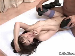 Japanese slut Ai Himen... from PornHub