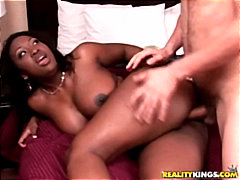 big-boobs, fingering, ebony,