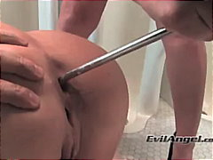 PornHub Movie:Kinky domination in the bathroom