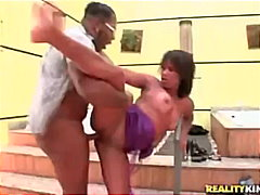 blow-job, latina, interracial,