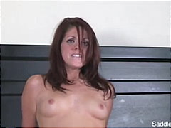 solo, sybian, small-tits, fetish, devices, brunette