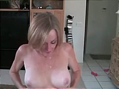 facial, tanlines, homemade, blowjob, pov