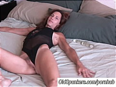 ass, dildo, milf, amateur, brunette, old, blowjob, toys, masturbation, anal, homemade,