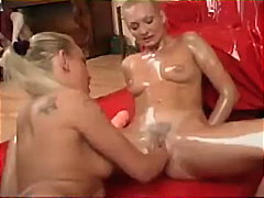 kinky, girl-on-girl, ass-fuck