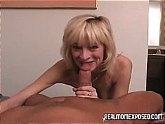 cumshot, milf, tattoos, blonde