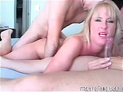 creampie, groupsex, blonde, homemade, blowjob, gangbang, big-tits,