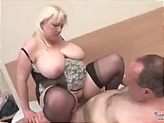 Mature bbw Jo Juggs Ge... video
