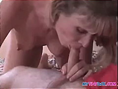 milf, blowjob, blonde, doggystyle