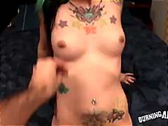 Tattooed Pierced Punk ... video