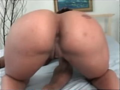 Bubble Butt Black Bitch gets Black Cock up her ass with a tattoo
