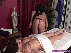 mother, busty, tattoos, lesbian, girl-on-girl