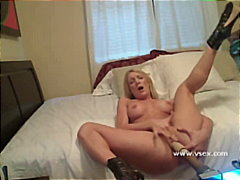 fetish, pornstar, amateur, homemade, blonde, webcam, masturbation, toys, heels, busty