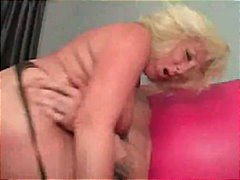 Hot Mature Busty Blond...