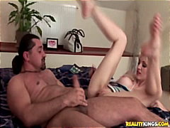 skinny, shaved-pussy, blowjob,