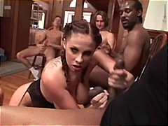 gianna michaels,  spanking,
