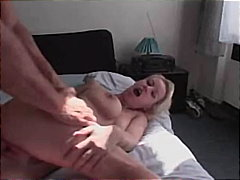 See: Hot blonde with big br...