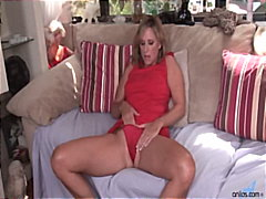 Toying milf Jodi West ...