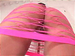 PornHub Movie:PINK FISHNET WANTS TO BE FUCKE...