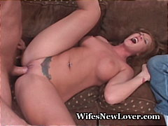 milf, redhead, wife, bull, mother