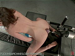 machine, amateur, orgasm,