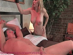 Husband is tortured, h...