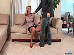 brenda james,  mature, dildo, old,