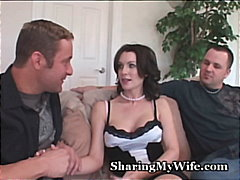 wife, cumshot, cuckold, mom