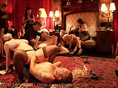 PornHub Movie:House slaves service the Upper...