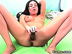 Deep Pussy Toy Penetra... - H2porn
