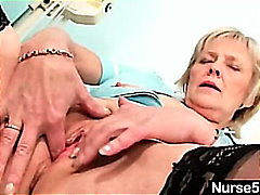 fetish, mature, speculum, bizarre,