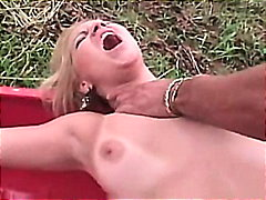 Ana Gaucha - Fuckin Outdoors Scene 1 ...