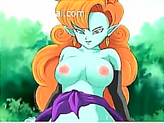 Dragon Ball Z Hentai  video