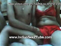 Awesome indian couple online pay show...