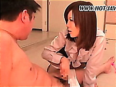 japanese, blowjob, hairypussy, pantyhose