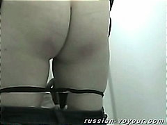 pantyhose, skirt, bathroom, ass, pissing, stockings, butt, spy, hidden, piss, white, spycam, russian, pee