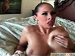 gianna michaels,  boots, naked, tits,