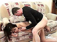 Party Russian Slut Buttfucked