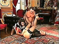 H2 Porn - French-German Granny Anally Fisted - www.hdgermanporn.com