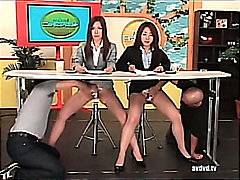 Japanese newsreaders A... video