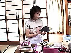 Japanese Housewife Hav...
