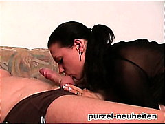 Visit by Horny Purzel Neighbor