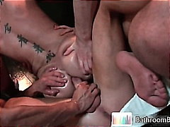 Shane frost getting ba... preview