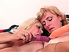 hairy, mom, blonde, milf, dildo,